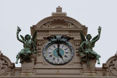 Сколько времени в Монако